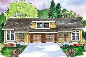 100 Contemporary Duplex Plans House Mooresville 60005 Associated Designs