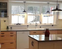 lighting pendant light kitchen sink amazing kitchen