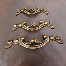 manifesto cabinet pull c c 4 inch antique bronze custom door
