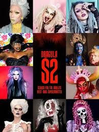Halloween 2 Cast by Our Season 2 Cast Dragula