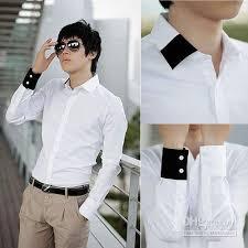 The White Dress Shirt Mens Fashion