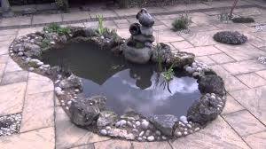 Aquascape Patio Pond 40 by Small Patio Pond Construction Near Newcastle Youtube