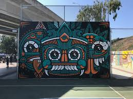 Chicano Park Murals Map by A Wave Of Street Art For San Diego Kcet