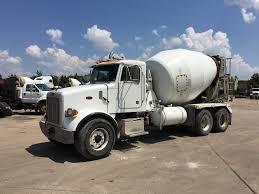 2003 Peterbilt 357 Concrete Mixer Truck Used Mixer Trucks - Tandem