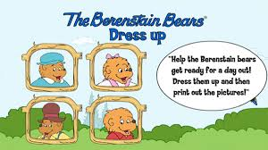 Berenstain Bears Halloween Book by The Berenstain Bears Dress Up The Berenstain Bears Sprout