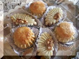 cuisine algerienne gateaux traditionnels dziriettes gâteau traditionnel algérien aux amandes avec