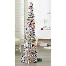 Fiber Optic Christmas Tree Target by Christmas Target Christmas Treeal Trees With Lights Sales Prelit
