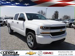 New 2018 Chevrolet Silverado 1500 Custom Crew Cab Pickup In ... 2017 Nissan Titan Crew Cab Pickup Truck Review Price Horsepower Rare Custom Built 1950 Chevrolet Double Pickup Truck Youtube Gets 9390pound Tow Rating Autoguide Ford F450 Super Duty Crew Cab 11 Gooseneck Flatbed 32 Flatbeds Trucks For Sale Mv Commercial Amazoncom Tac Side Steps For 52018 Chevy Colorado Gmc Canyon 2016 Reviews And Motor Trend Canada 1970 Dodge Cummins Swap Power Wagon 8lug Diesel Wallpapers Pictures Photos 2012 Ram 1500 Pro4x First Test