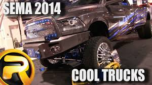 100 Pictures Of Cool Trucks SEMA Show 2014