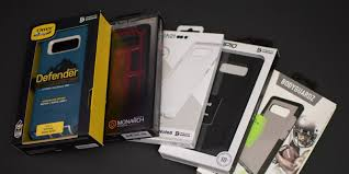 Samsung Galaxy Note 8 Best rugged cases