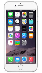 Apple iPhone 6 16GB in Silver Pay As You Go