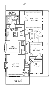 Craftsman Style Floor Plans Bungalow by House Plans Craftsman Two Story With Basement Apartment Designs