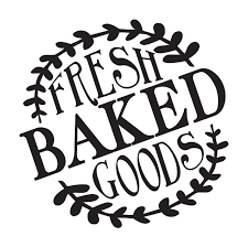 Graphics For Baked Goods Black And White Graphics