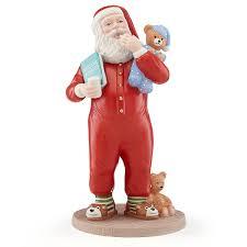 2018 Sweet Dreams Santa Figurine Previous Year Annuals