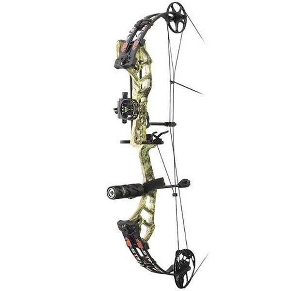 PSE Stinger Extreme RTH Pro Compound Bow Package