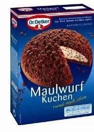 dr oetker backmischung maulwurf kuchen 7 56 eur 1kg