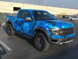 100 Camo Graphics For Trucks D Raptor Blue Full Sail