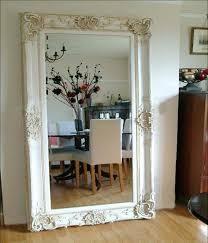 Full Length Decorative Wall Mirrors Rustic Full Length Mirrors