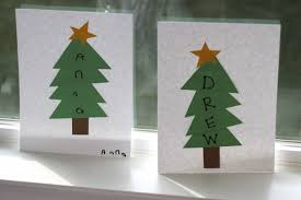 Christmas Tree Names by Playing House Christmas Tree Name Craft