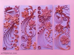Paper Quilling Final Image