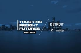 100 Roadshow Trucking Freight Futures Detroit At Benzinga Headquarters