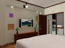 Ideas For Decorating A Bedroom Wall by Design Bedroom Walls
