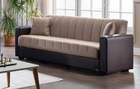 Istikbal Sofa Bed Assembly by Sidney Bolzoni Beige Convertible Sofa Bed By Sunset