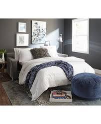 radley fabric full sleeper sofa bed created for macy s