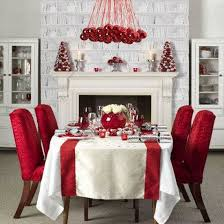 Dining Table Centerpiece Ideas For Christmas by Christmas Dinner Table Decoration Ideas Christmas Table Decoration