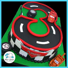 Best 25 Cars theme cake ideas on Pinterest
