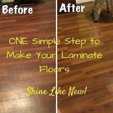 Swiffer Steam Boost For Laminate Floors by Laminate Floors U2013 Make Them Shine Again Easy Diy Step To Make