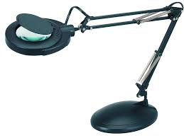 Lighted Magnifier Desk Lamp by Amazon Com Full Spectrum Natural Daylight Effect Magnifier Task