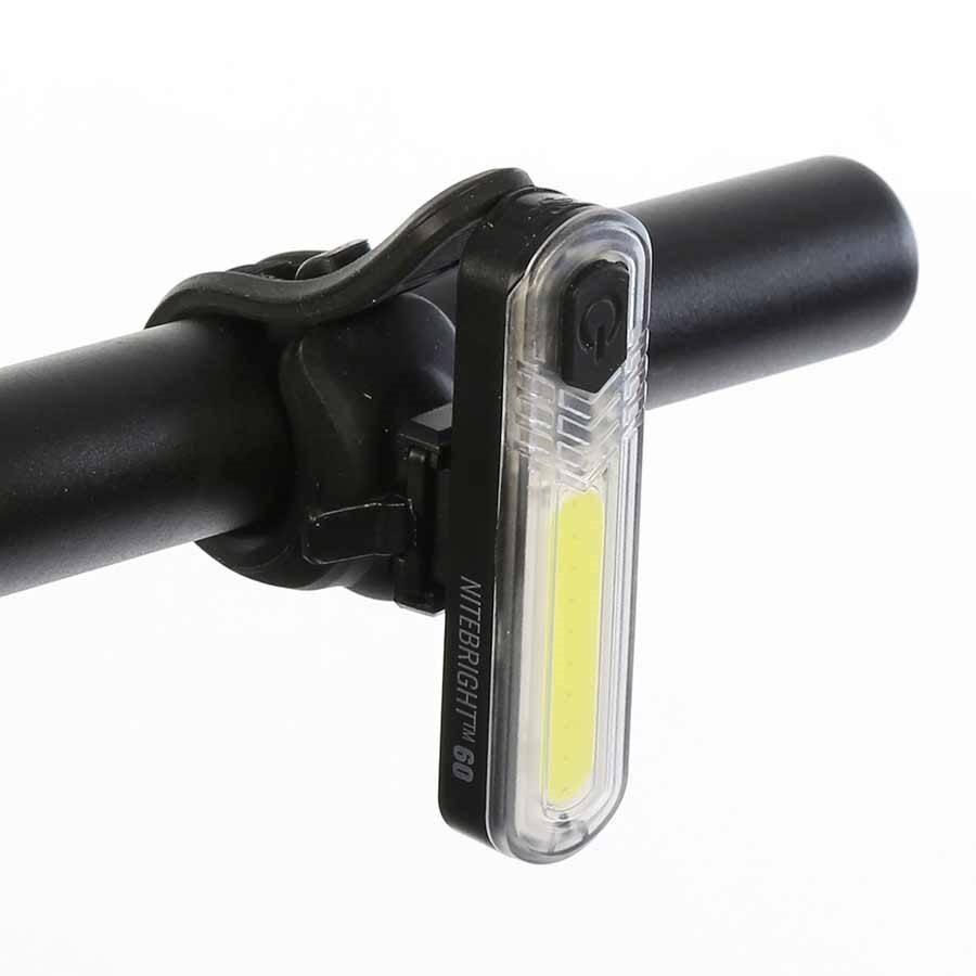 Evo NiteBright 60 Headlight - Black