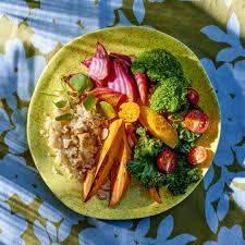 cuisiner les l umes de saison recette buddha bowl de légumes de saison bio cuisine madame figaro