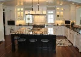 cuisine am駻icaine avec ilot central cuisine americaine ilot central 14 224 m234me de concevoir votre