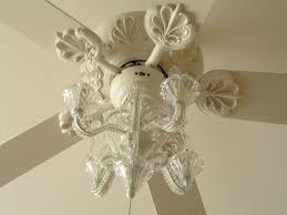 Shabby Chic Ceiling Fans by Interior Striking Chandelier Ceiling Fan For Great Living Room