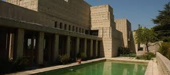 100 Frank Lloyd Wright Textile Block Houses Ennis House Foundation