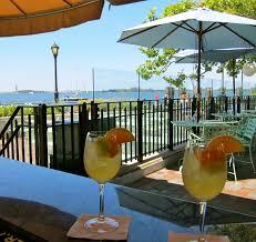 Battery Gardens Restaurant The Harbor View Bar