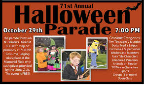 Little Five Points Halloween Parade Start Time by Crpr Special Events