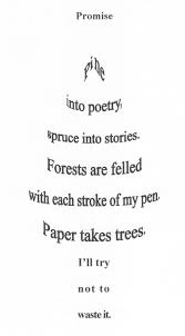 Arbor Day National Poetry Month Tree Poems
