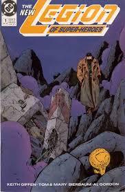 Legion Of Super Heroes Vol 4 1