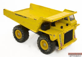 1986 Caterpillar 785 Yellow Dump Truck Remco Toys Goodyear Super ... Green Toys Eco Friendly Sand And Water Play Dump Truck With Scooper Dump Truck Toy Colossus Disney Cars Child Playing With Amazoncom Toystate Cat Tough Tracks 8 Toys Games American Plastic Gigantic And Loader Free 2 Pc Cement Combo For Children Whosale Walmart Canada Buy Big Beam Machine Online At Universe Fagus Wooden Jual Rc Excavator 24g 6 Channel High Fast Lane Pump Action Garbage Toysrus