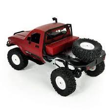 100 Remote Control Semi Truck With Trailer Harga WPL C14 116 24G 2CH 4WD Mini Offroad RC Truck