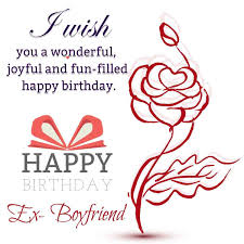 New Should I Wish My Ex Boyfriend Happy Birthday Top Colection For