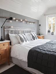 How To Add Warmth And Softness A Monochrome Bedroom
