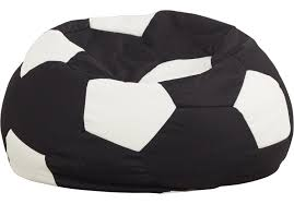 Sports Zone Soccer Bean Bag Chair - Seating (Black) Bean Bag Chairs Loungers Jaxx Bags The Best Large For Your Rec Room Dorm And High Back Chair For Kids Tall Tough And Textured Beanbag Big Joe Duo Blackred Engine Walmartcom Fur Charcoal Plush Lounger Ivory Deene Grey Kmart Ace Casual Fniture Black Vinyl 1320701 Home Depot Teardrop Inoutdoor Majestic Goods Individual Every Space Review Geek 6 Tips On How To Clean A Overstockcom