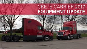 2017 Tractor Purchase & Equipment Updates - YouTube Blog Trucking News Cdl Info Progressive Truck School Crete Carrier Corp Shaffer Lincoln Ne Hirsbach Ccj Innovator Ortran Changes Lanes And Lives For Drivers Truck Trailer Transport Express Freight Logistic Diesel Mack Can You Take Your Home With Page 1 Ckingtruth Forum Wner Could Ponder Mger As Trucking Industry Consolidates Reviews Complaints Youtube Dicated Jobs At
