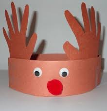 Construction Paper Christmas Crafts For Toddlers