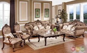 Innovative Formal Living Room Furniture Sets With Stylish Elegant Traditional