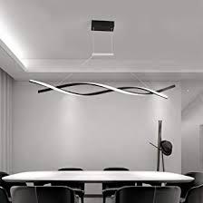 led pendelleuchte kronleuchter dimmbar esstischlen wohnzimmerle minimalismus designer deckenleuchte hänge leuchte höhenverstellbare modern chic